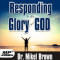 Responding to the Glory of God