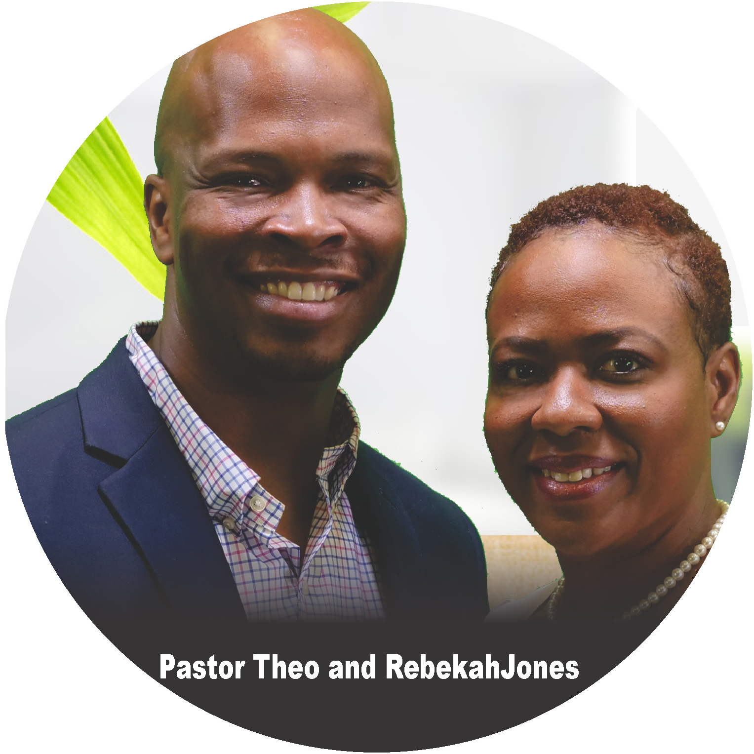 Pastor Roy and Tish